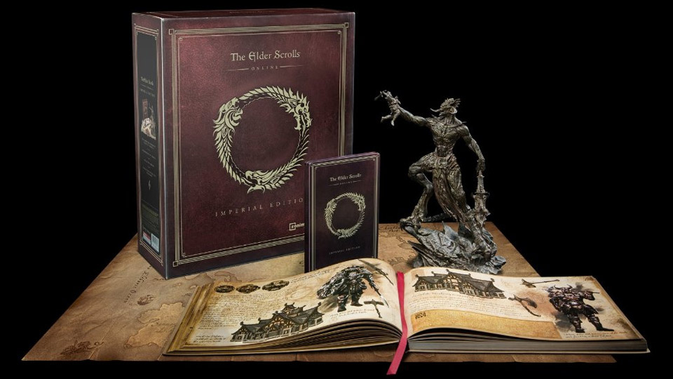 The Elder Scrolls Online Imperial Edition details appear on Amazon (update: confirmed)