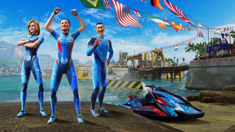 Kinect Sports Rivals Preseason holds global racing contest Feb. 1