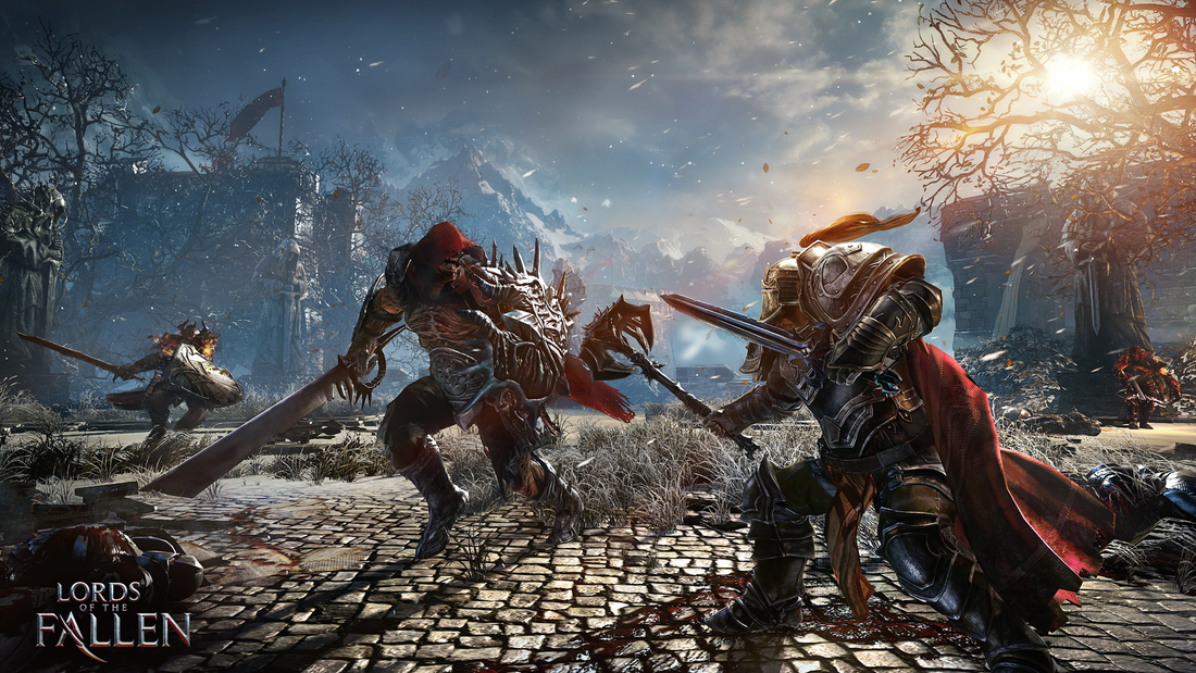 Lords of the Fallen will prime players for strategic swordplay