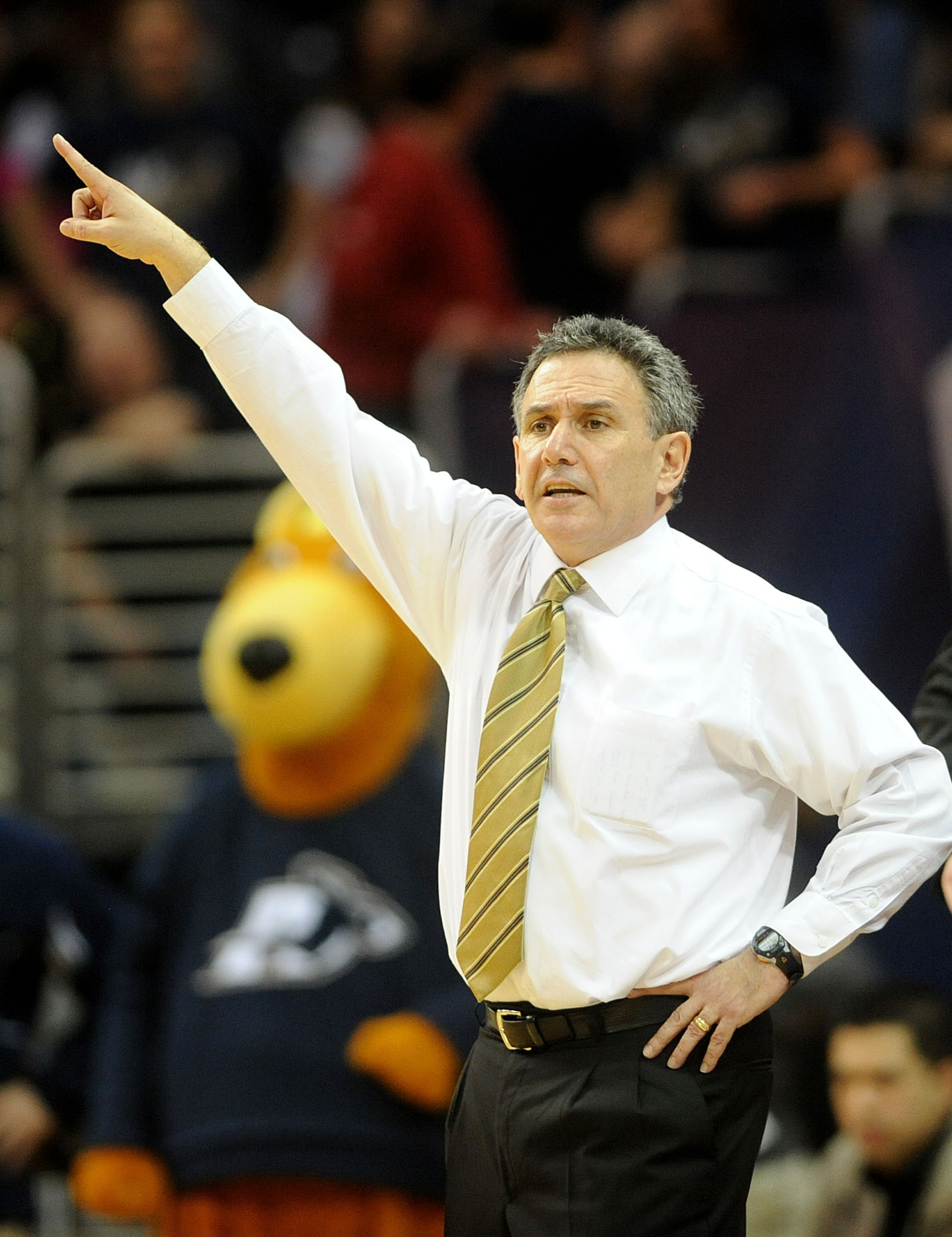 Akron coach Keith Dambrot was proud of the response the nation gave towards a member of the Zips family.