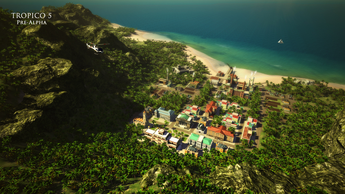 Tropico 5 coming to PS4