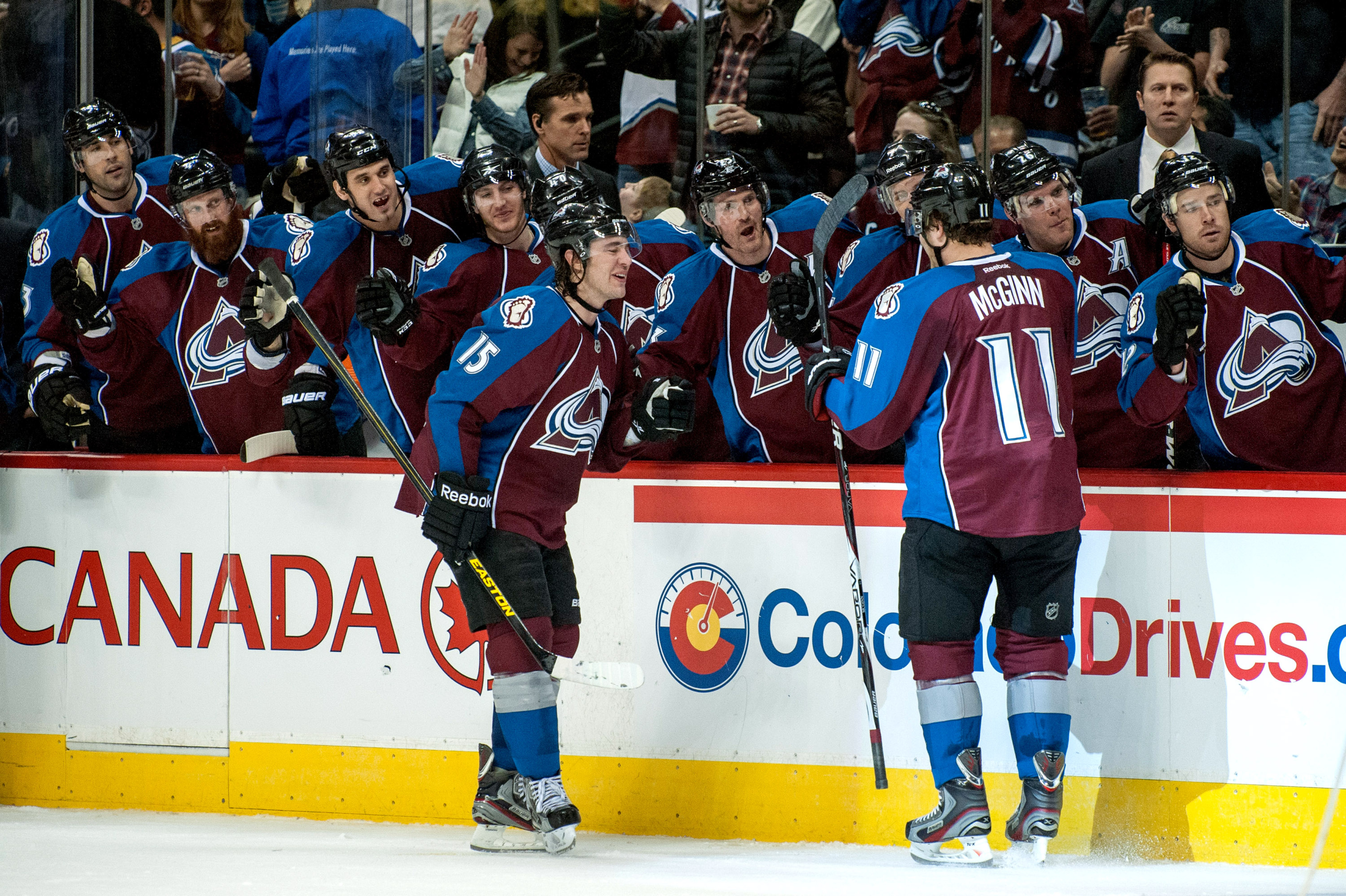 Jamie McGinn and P.A. Parenteau are two of the biggest Avalanche players who could be on the move at this years deadline.