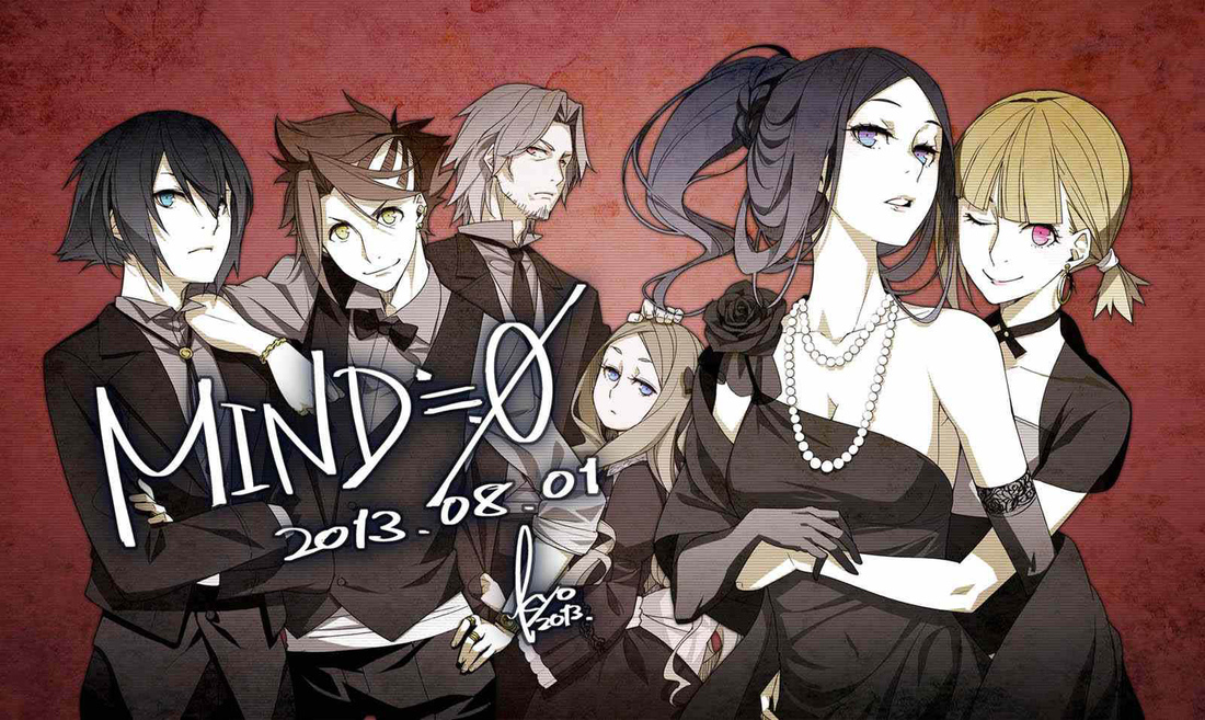 Japanese RPG Mind Zero coming to the West on PS Vita this spring