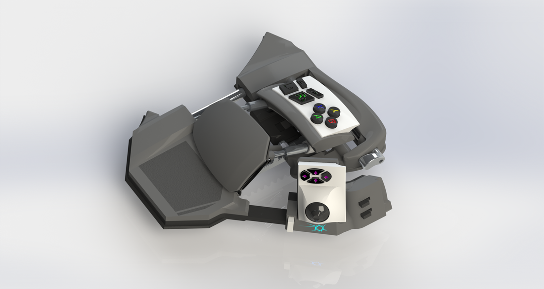 Sinister controller looks to ease the horror of WASD