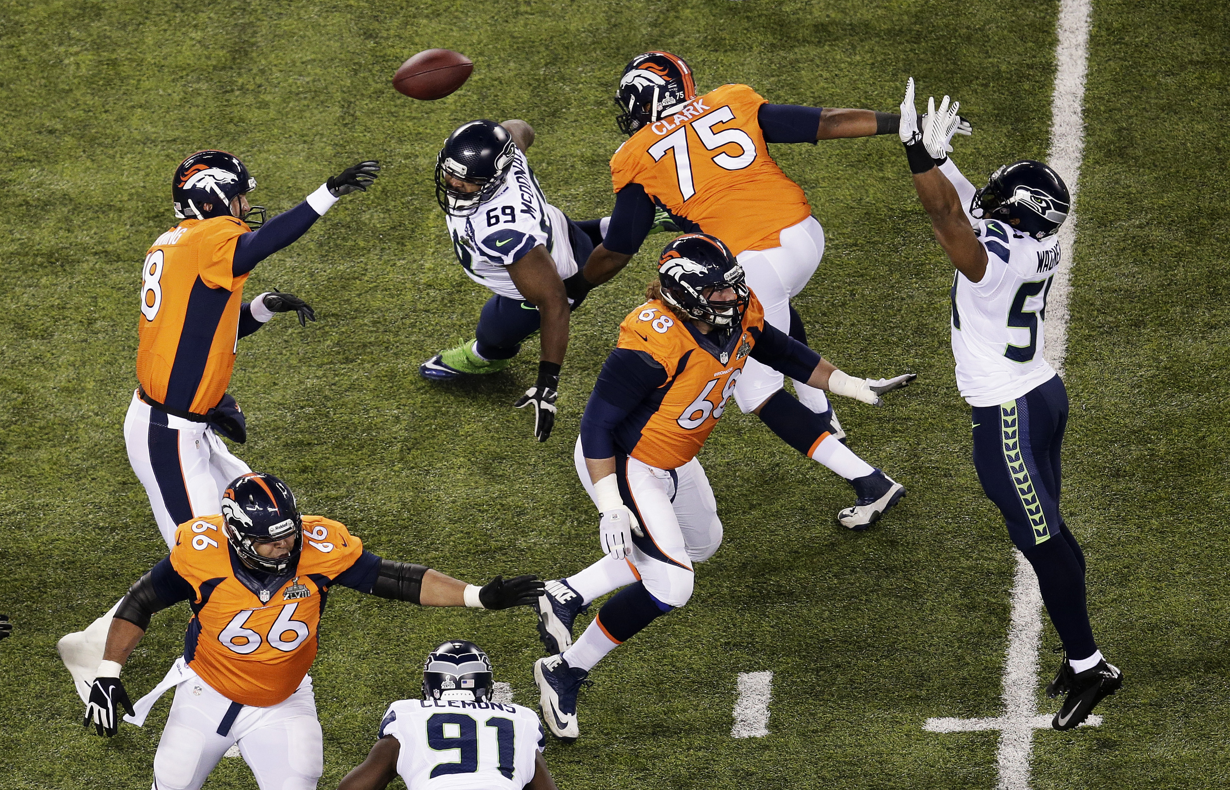 What's the biggest Super Bowl comeback in history?