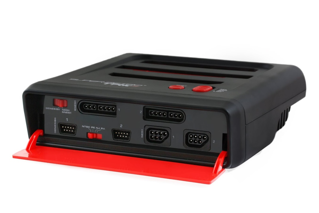 Super Retro to launch in March with Genesis, NES, SNES support