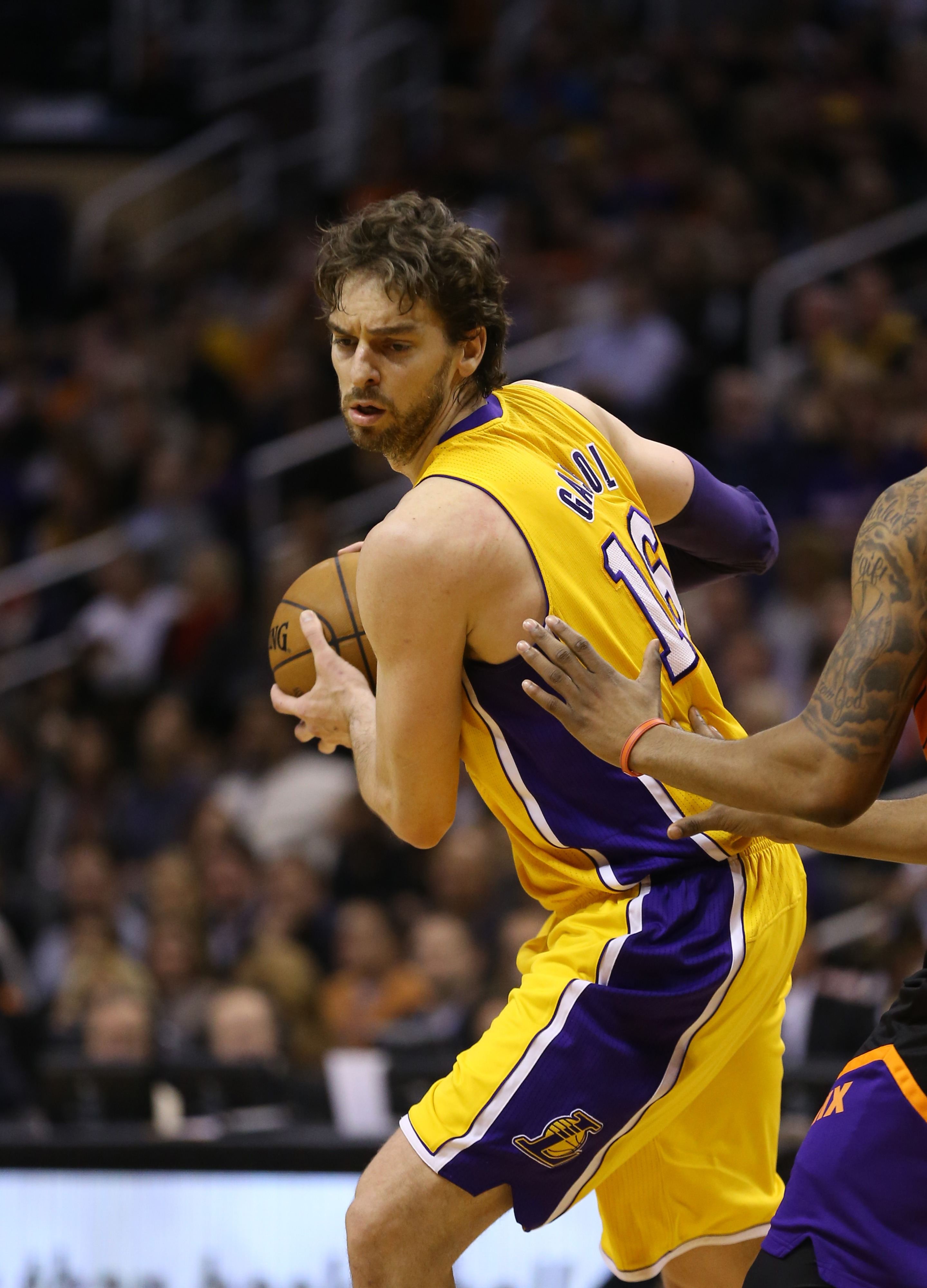 NBA trade rumors: Suns cooling on Pau Gasol deal after groin injury
