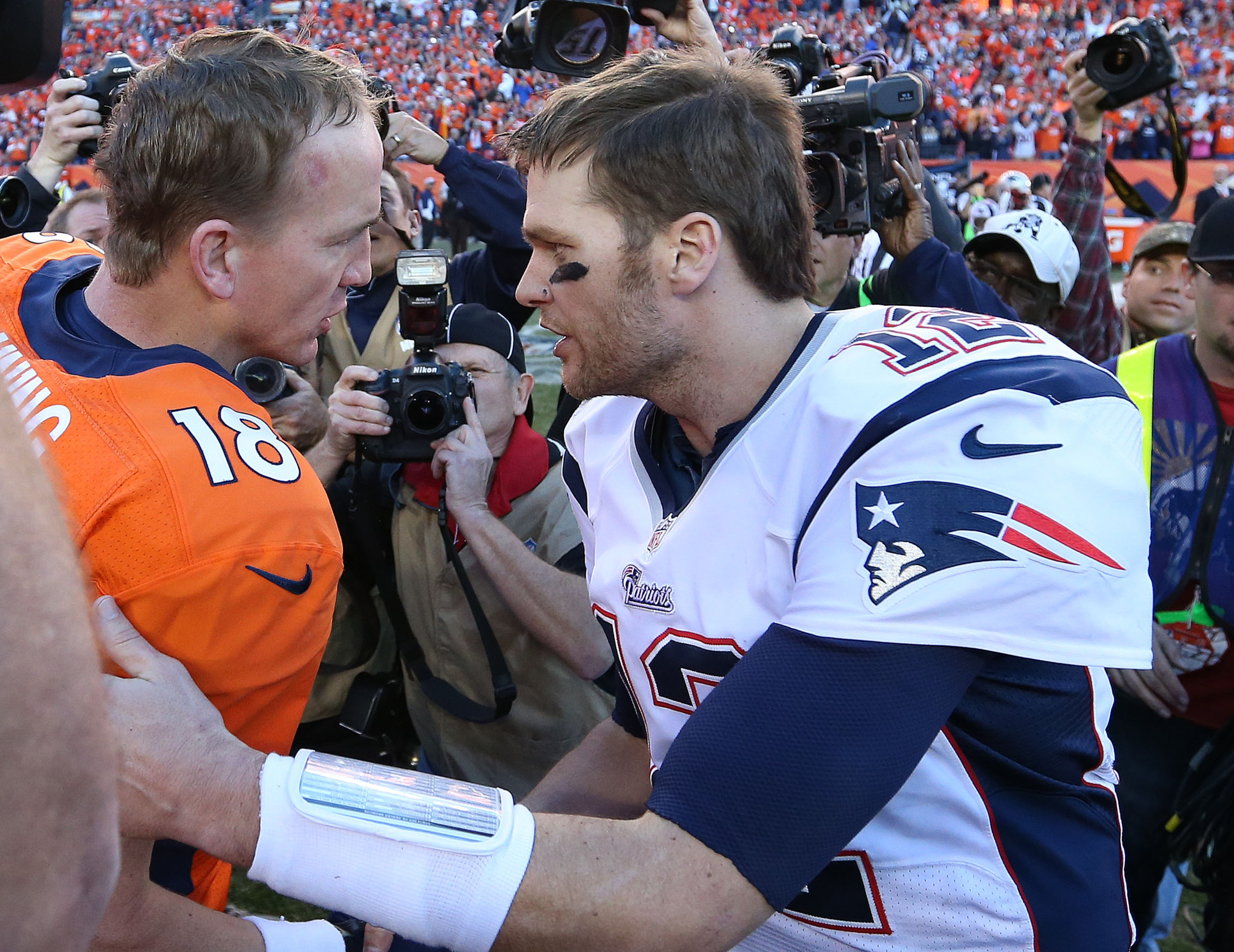 Peyton Manning to join Tom Brady and Bill Belichick at Pebble Beach National Pro-Am