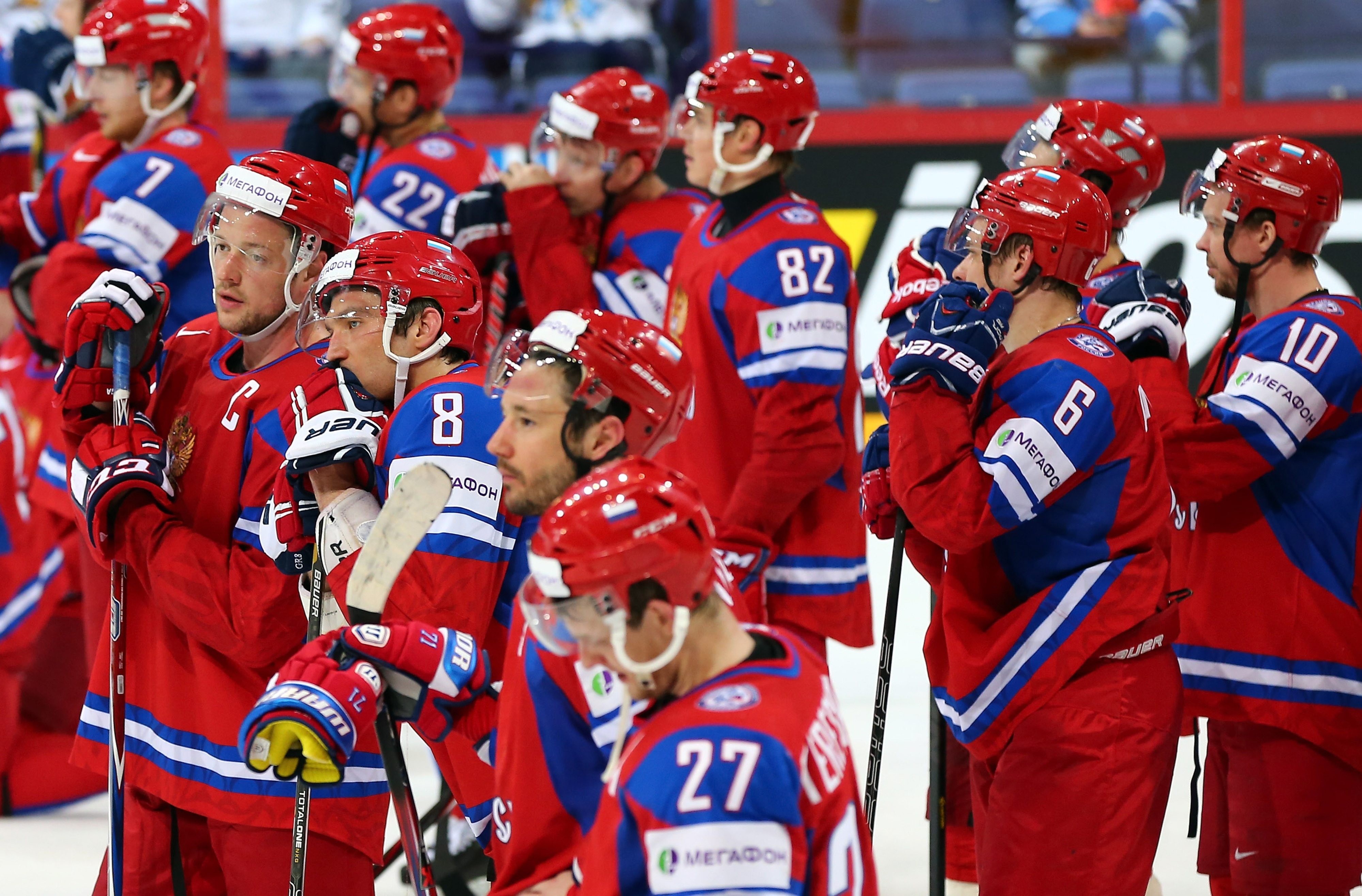 Disappointment has defined the Russian hockey program since the split of the Soviet Union.