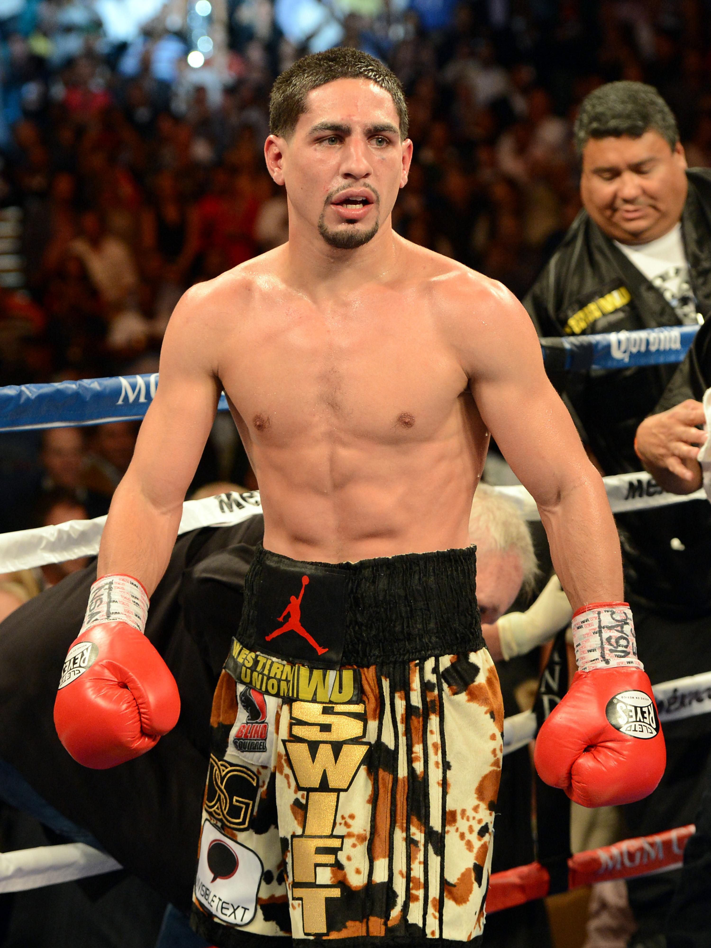 This is actually Danny Garcia.