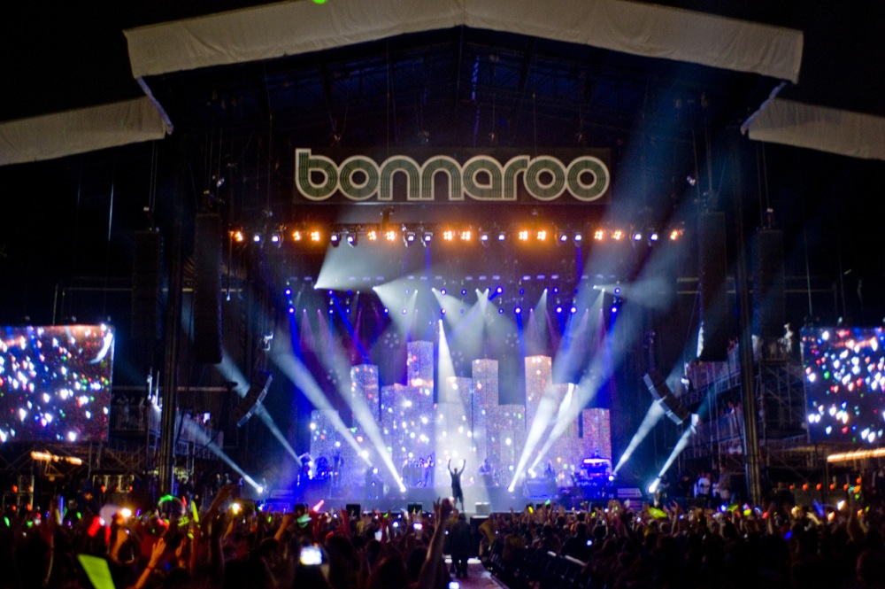Bonnaroo will be broadcast on Xbox devices this June