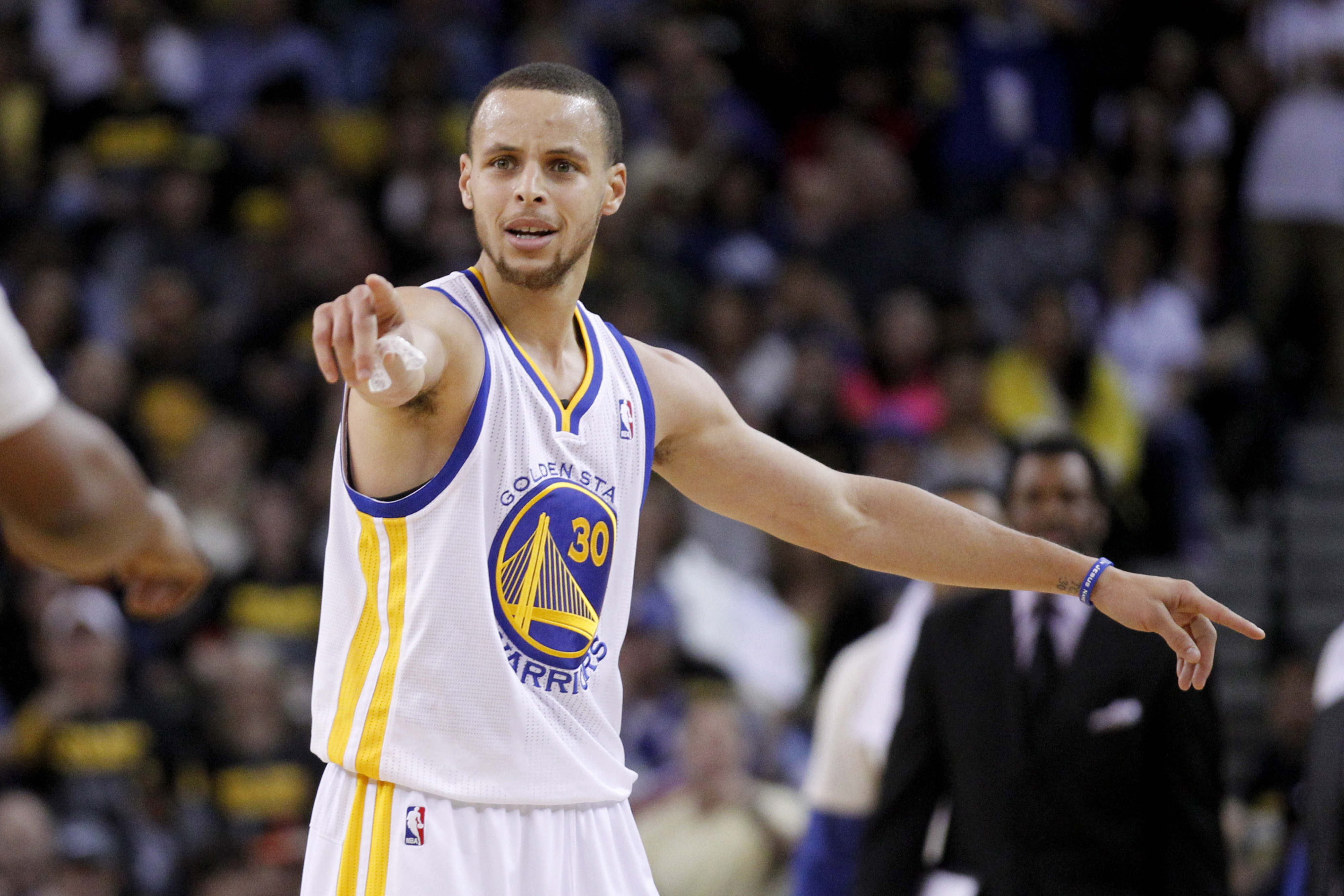 NBA All-Star Game 2014: Stephen Curry as a true point guard