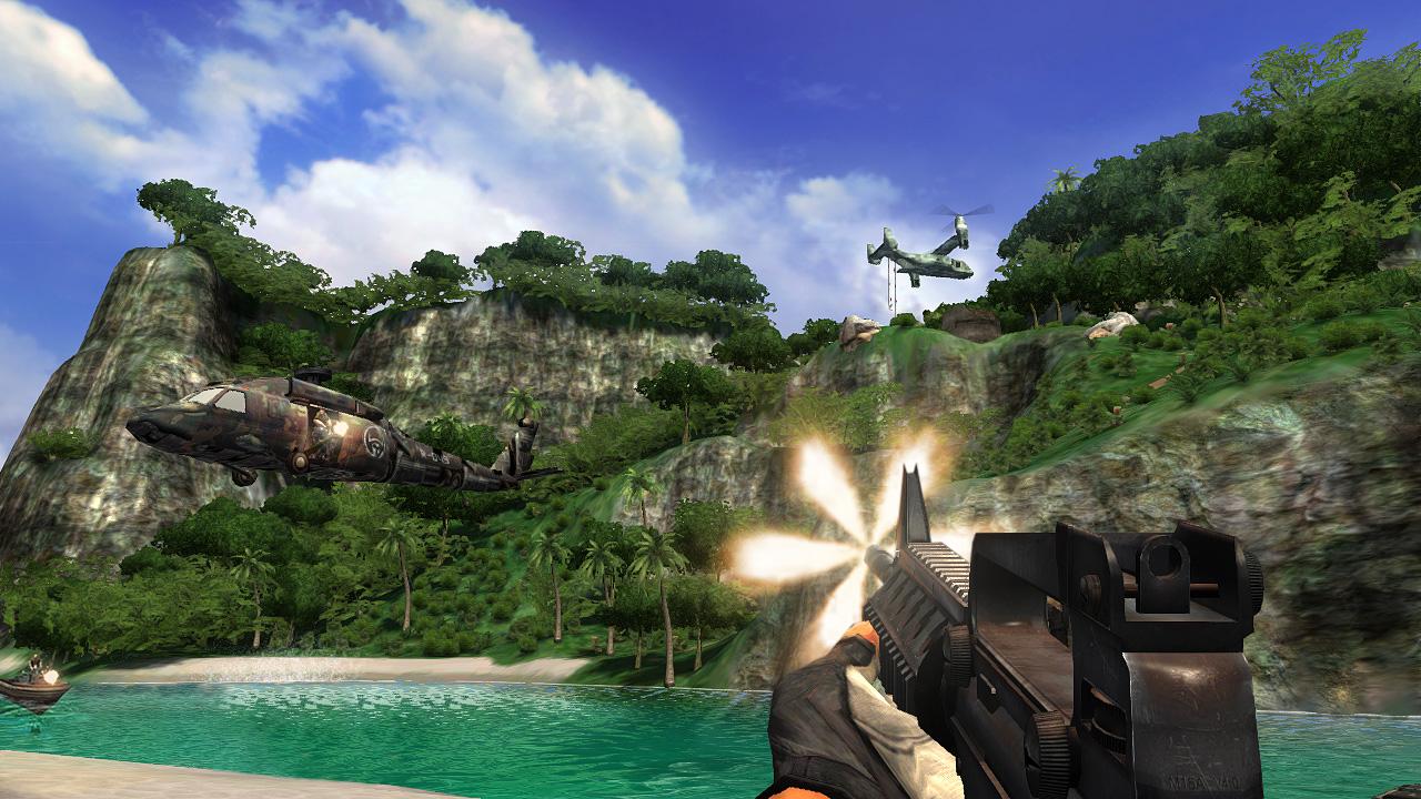 Far Cry Classic coming Feb. 11 to PSN, XBLA in North America