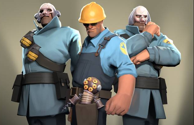 BioShock-themed items coming to Team Fortress 2