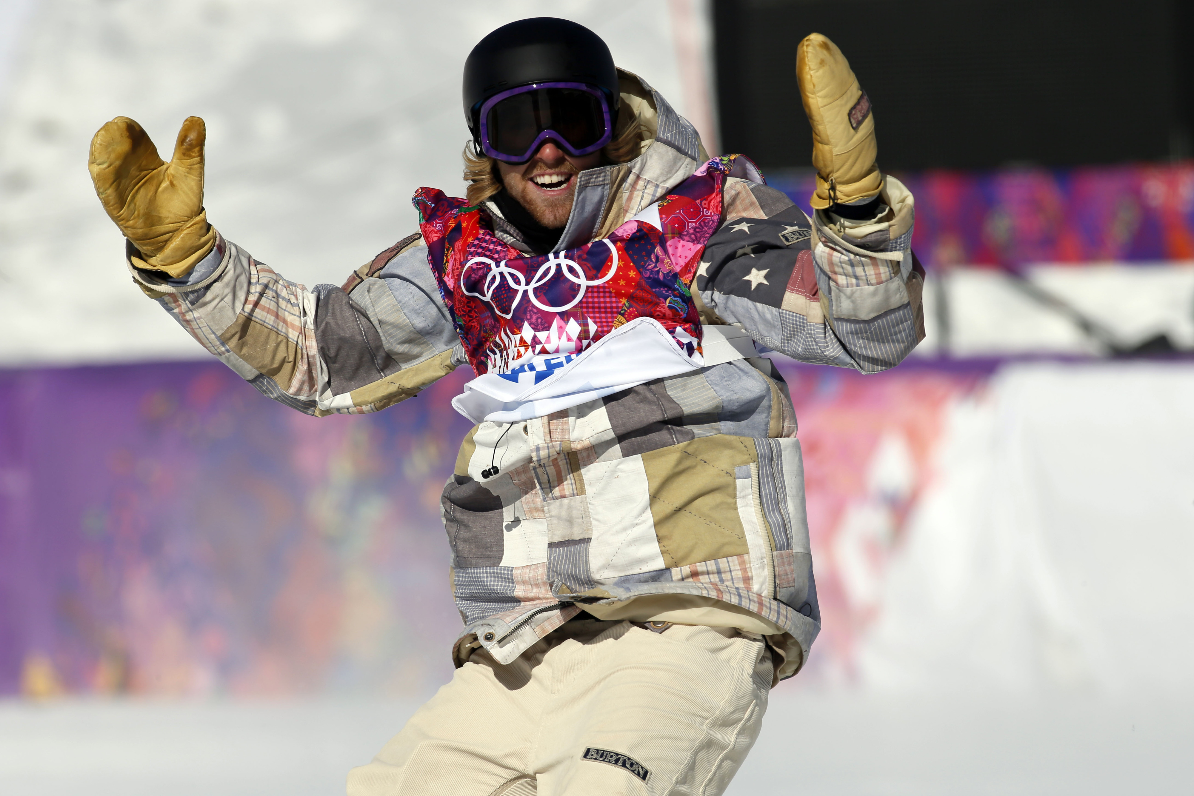 The USA won the first gold, but that's all they won on Day 2.