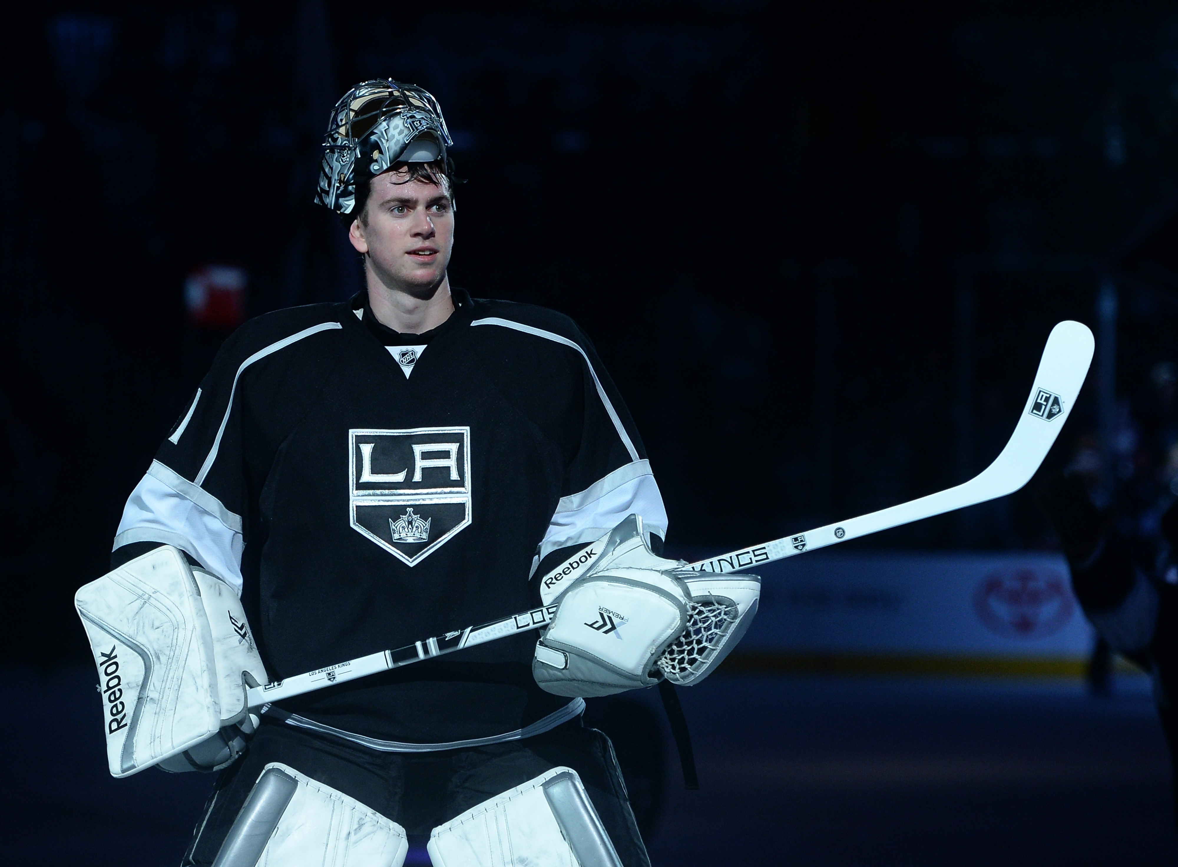 Martin Jones is back in Manchester! Thank you, Olympic break and sketchy roster moves!