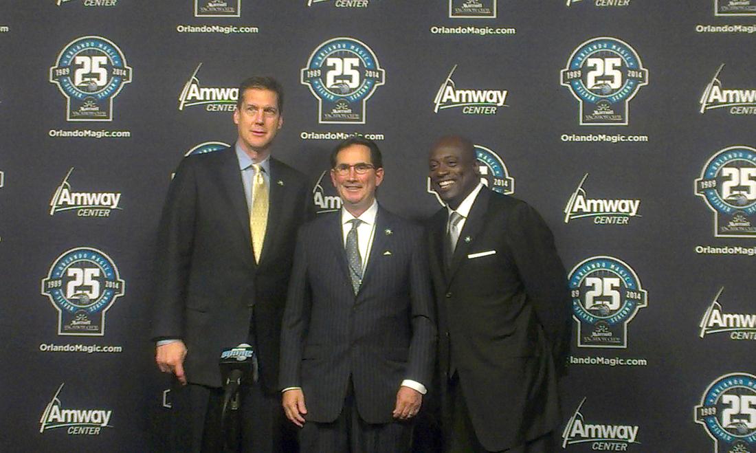 Jeff Turner, John Gabriel, and Sam Vincent