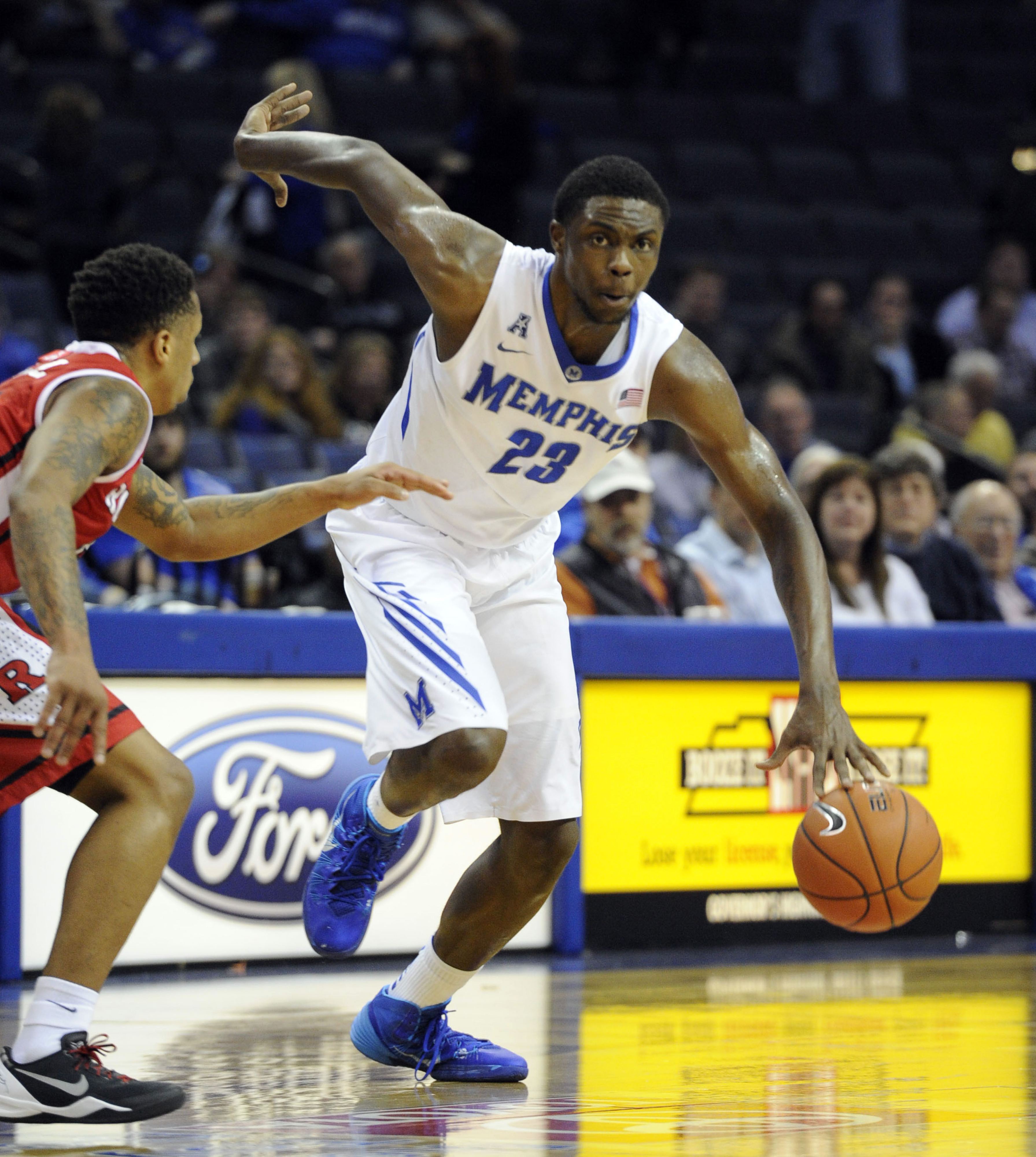 College basketball scores: Memphis pulls off comeback win over Gonzaga