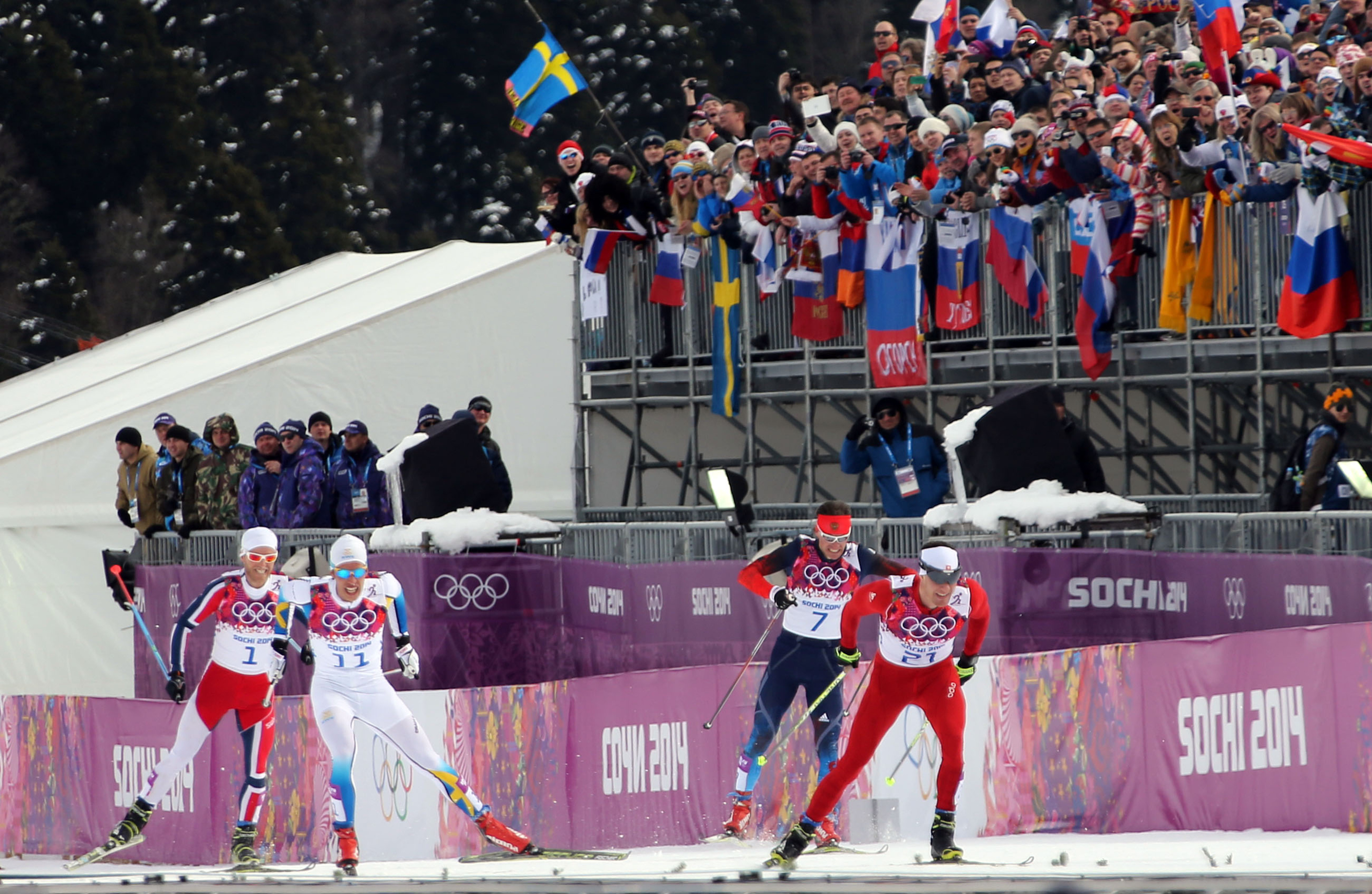 Winter Olympics 2014: Russia appeals medal decision in men's skiathlon