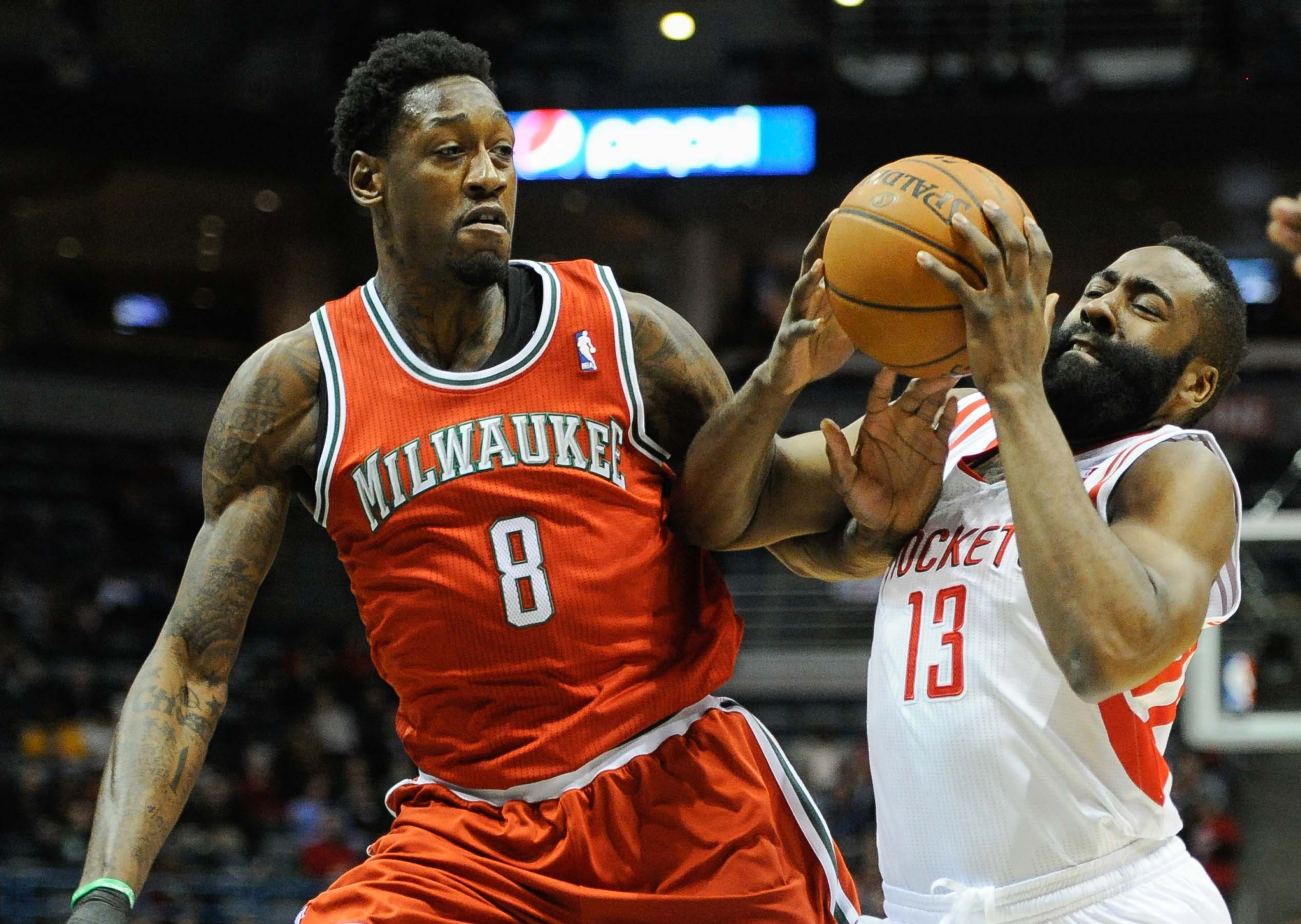 Larry Sanders injury: Bucks center out until after All-Star break with fractured orbital bone