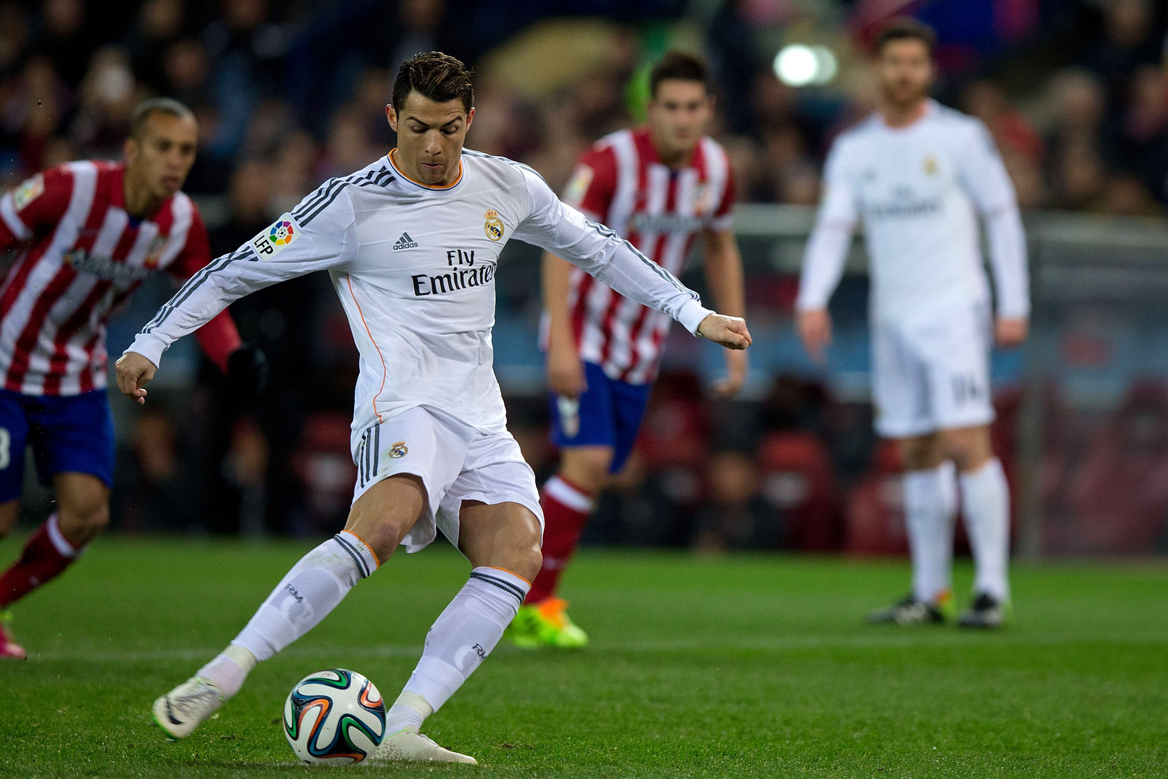 Atlético Madrid vs. Real Madrid: Final score 0-2, Ronaldo's brace leads Madrid to the finals