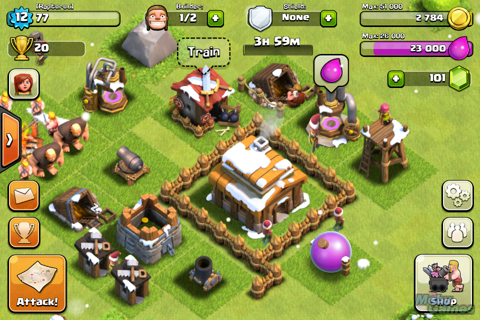 Clash of Clans dev reports $892M revenue year, new game coming