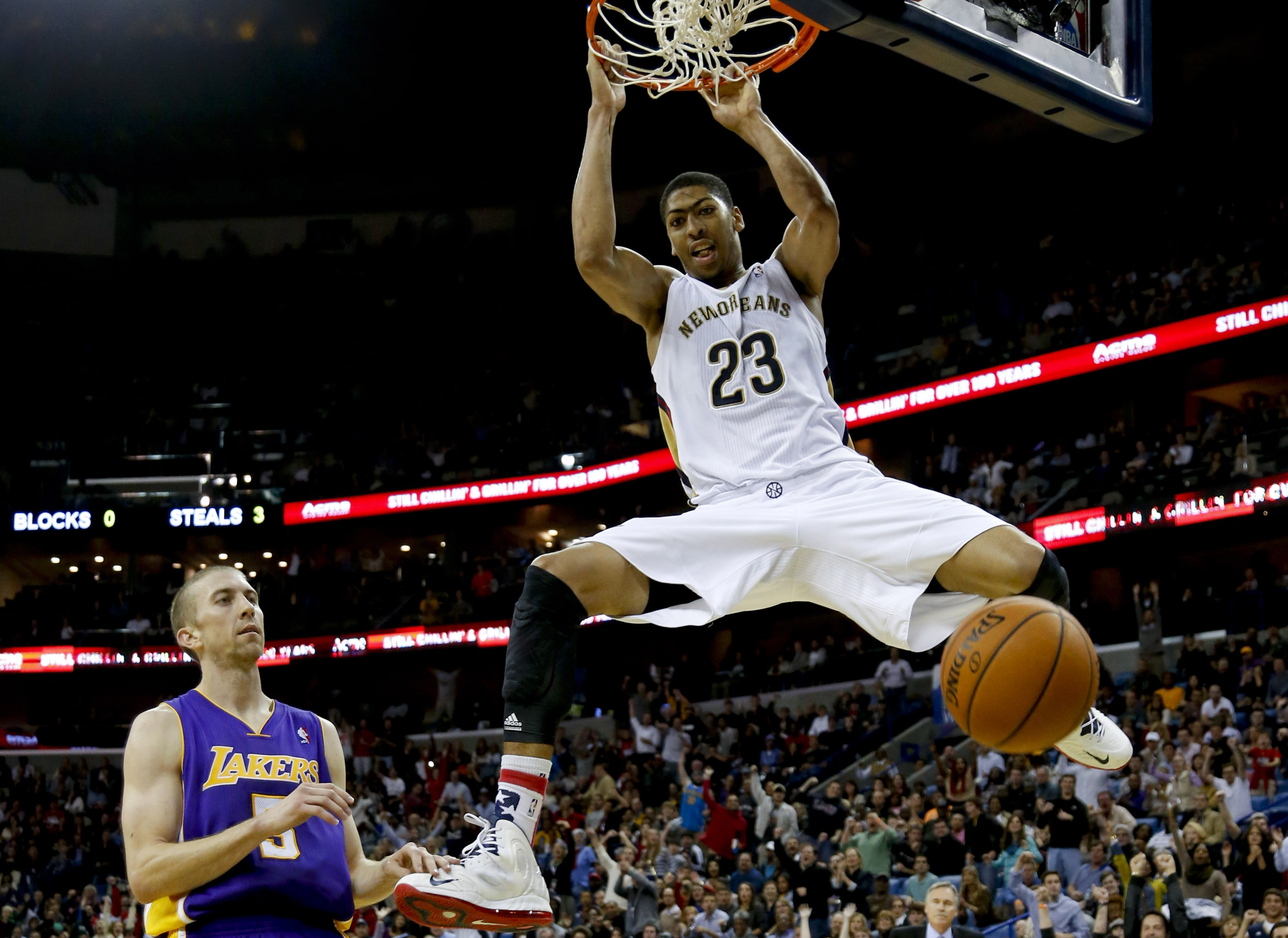 NBA All-Star Weekend is another New Orleans spotlight for Anthony Davis