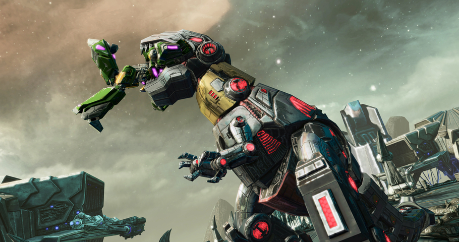 New Transformers game Rise of the Dark Spark outed for Xbox One and PS4 by retailer