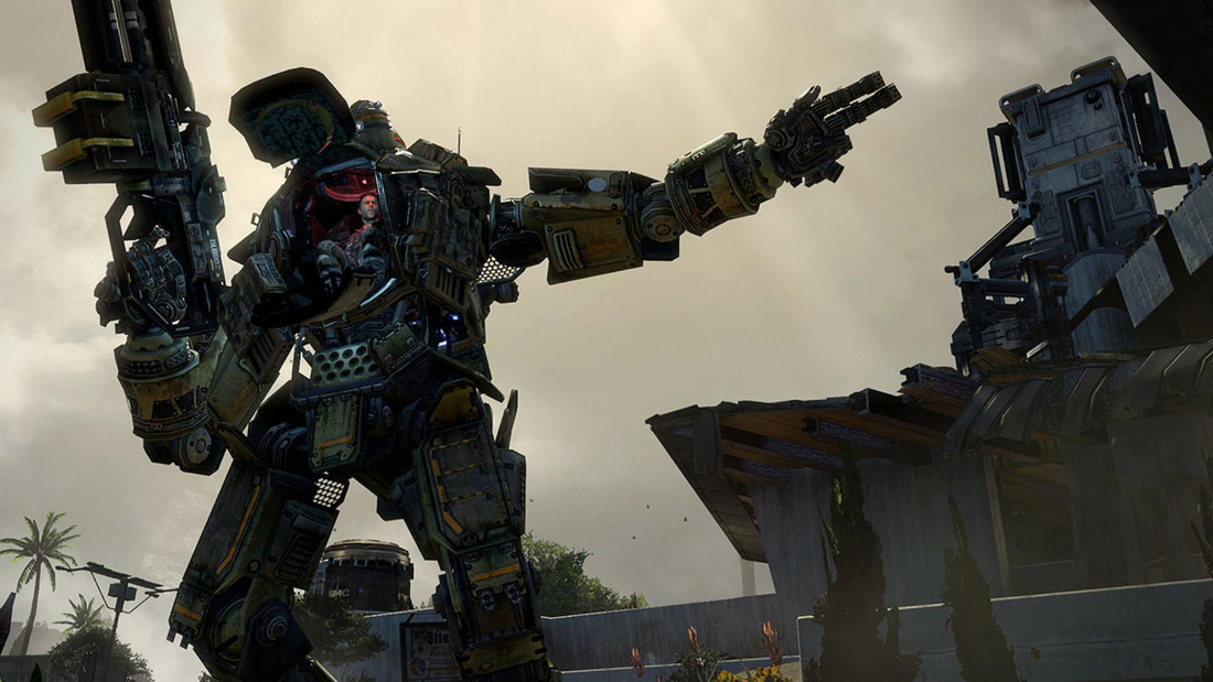 Titanfall is the perfect game for people who are terrible at first-person shooters