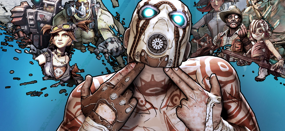 Borderlands 3 isn't being made, but two new Gearbox IP are