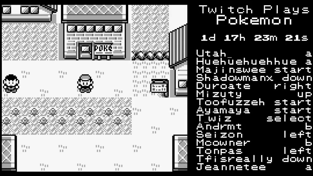 How Twitch is crowd-sourcing an amazing Pokémon multiplayer game