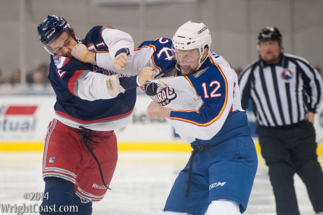 John Kurtz Making Friends and Playing Well With Others  13-14 Norfolk Admirals