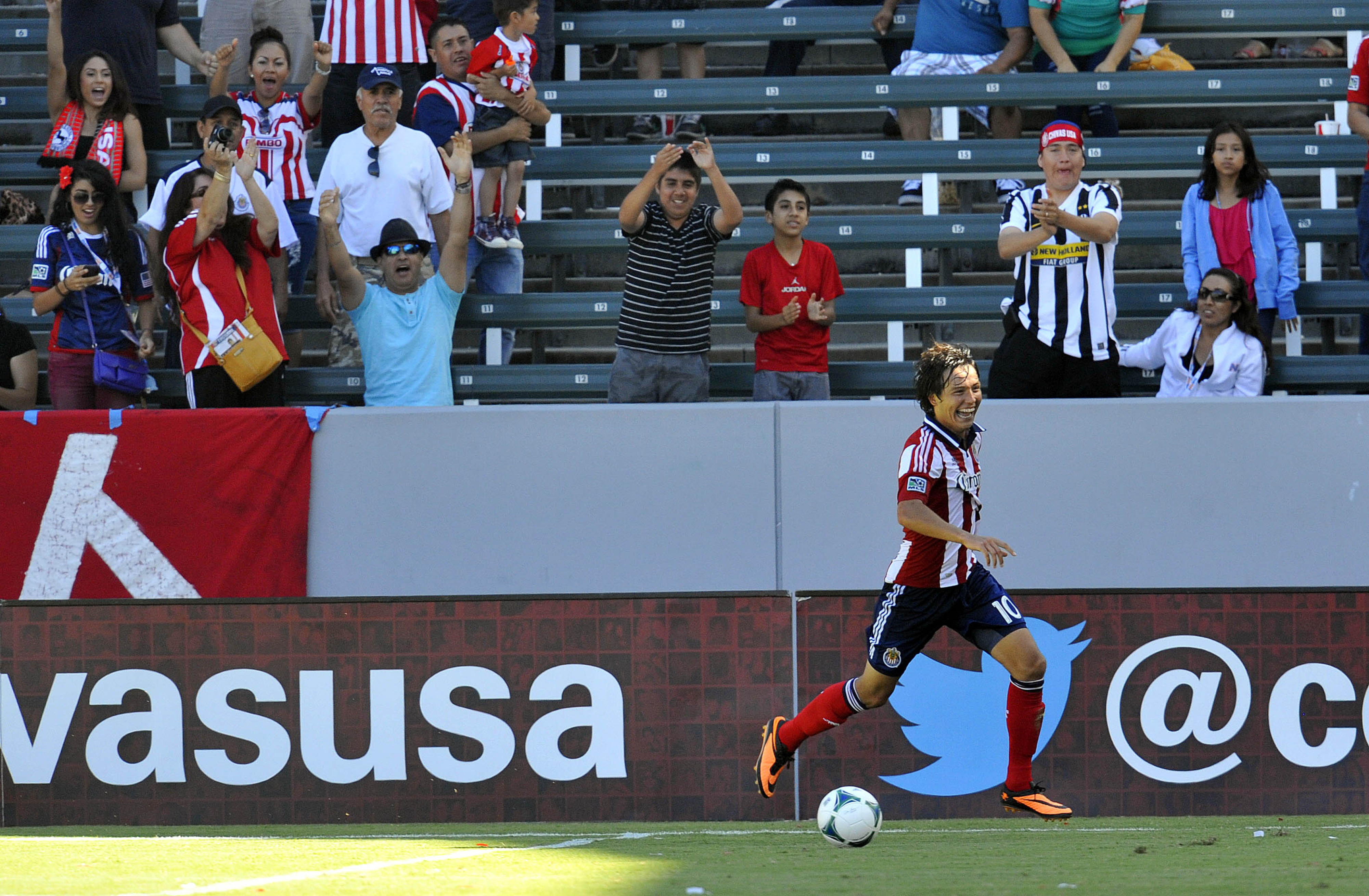 Cubo's on the board for the preseason.