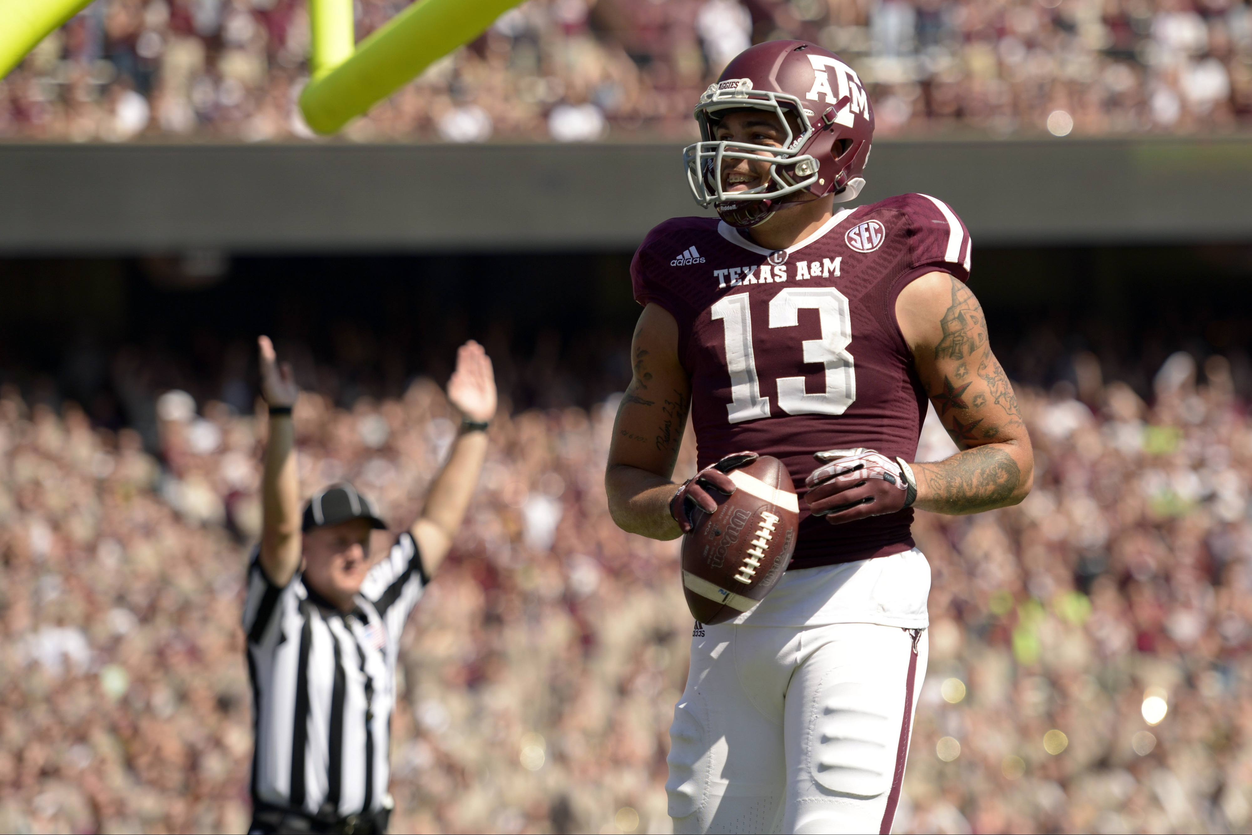 Mike Evans 2014 NFL Draft scouting report
