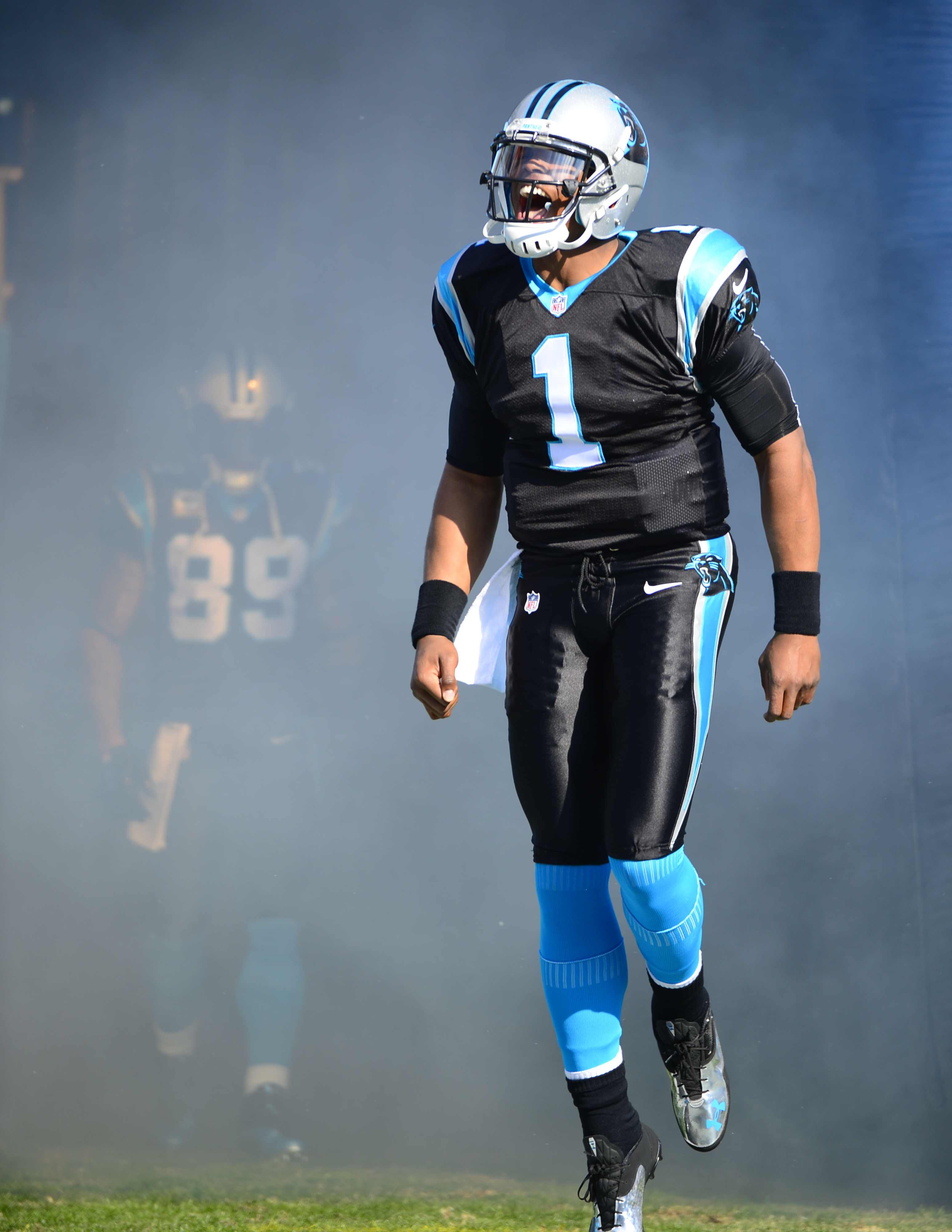 Cam Newton contract: Panthers QB not thinking about holding out