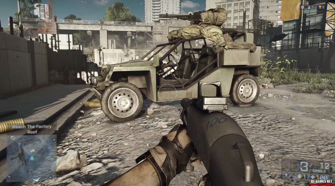 Battlefield 4 weapon-packed shortcut kits now available