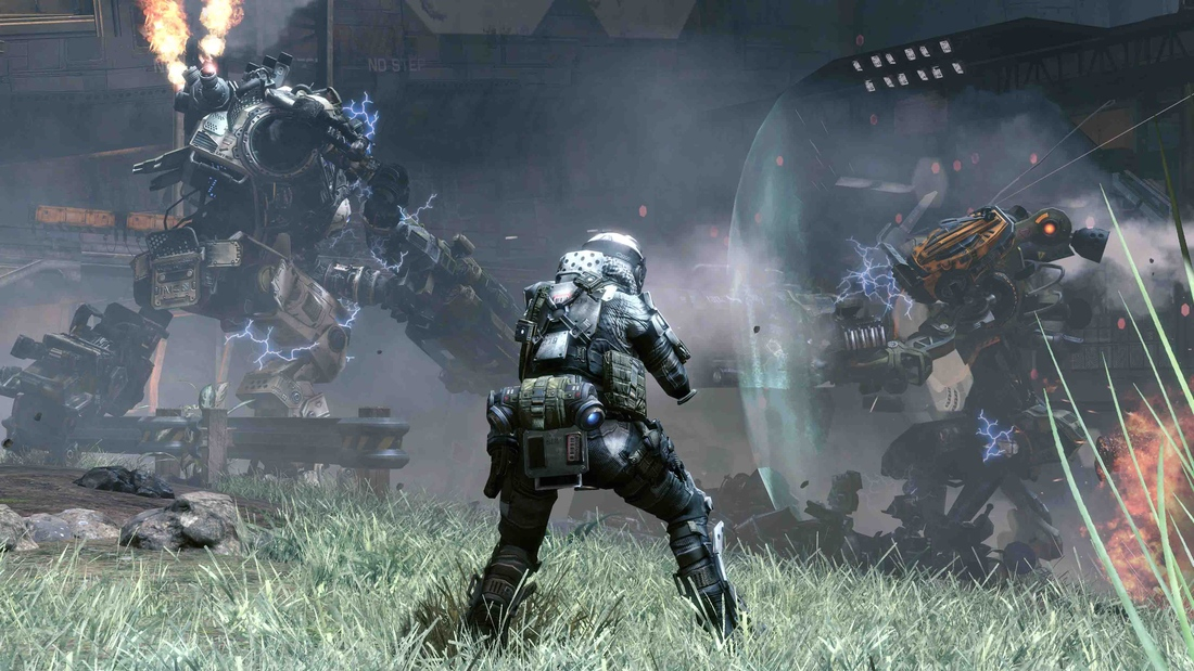 Watch us play Strider, Titanfall and Earth Defense Force 2025 on Polygon Live