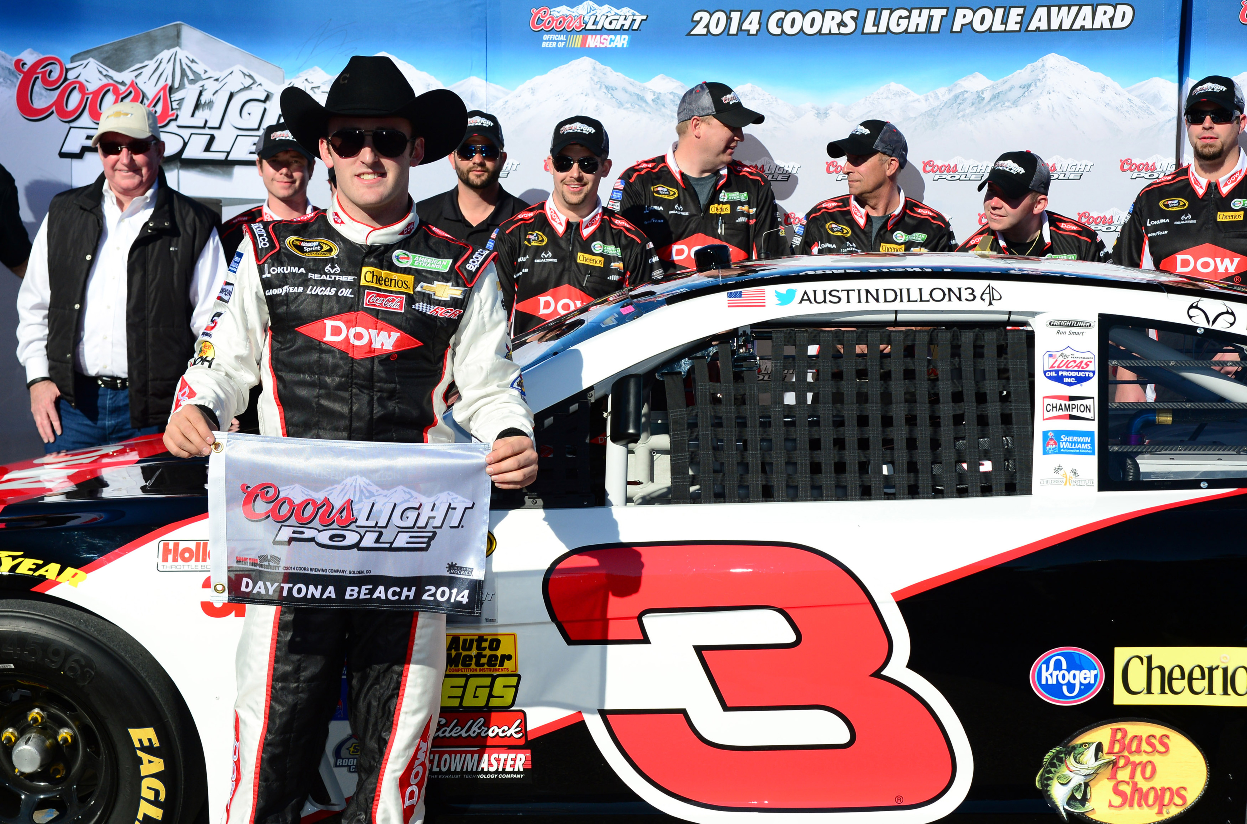 2014 Daytona 500: The legacy of the No. 3 remains ever strong
