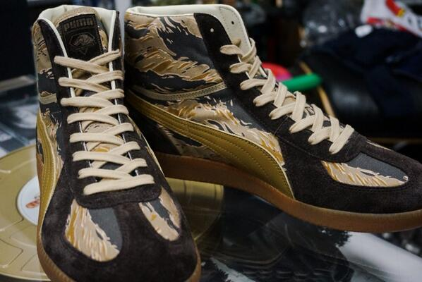 Get your Metal Gear 5 shoes and jackets from Konami Japan and Puma