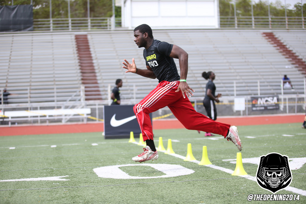 Hollywood, Fla., running back Alex Anderson could be a target for Wisconsin in 2015.