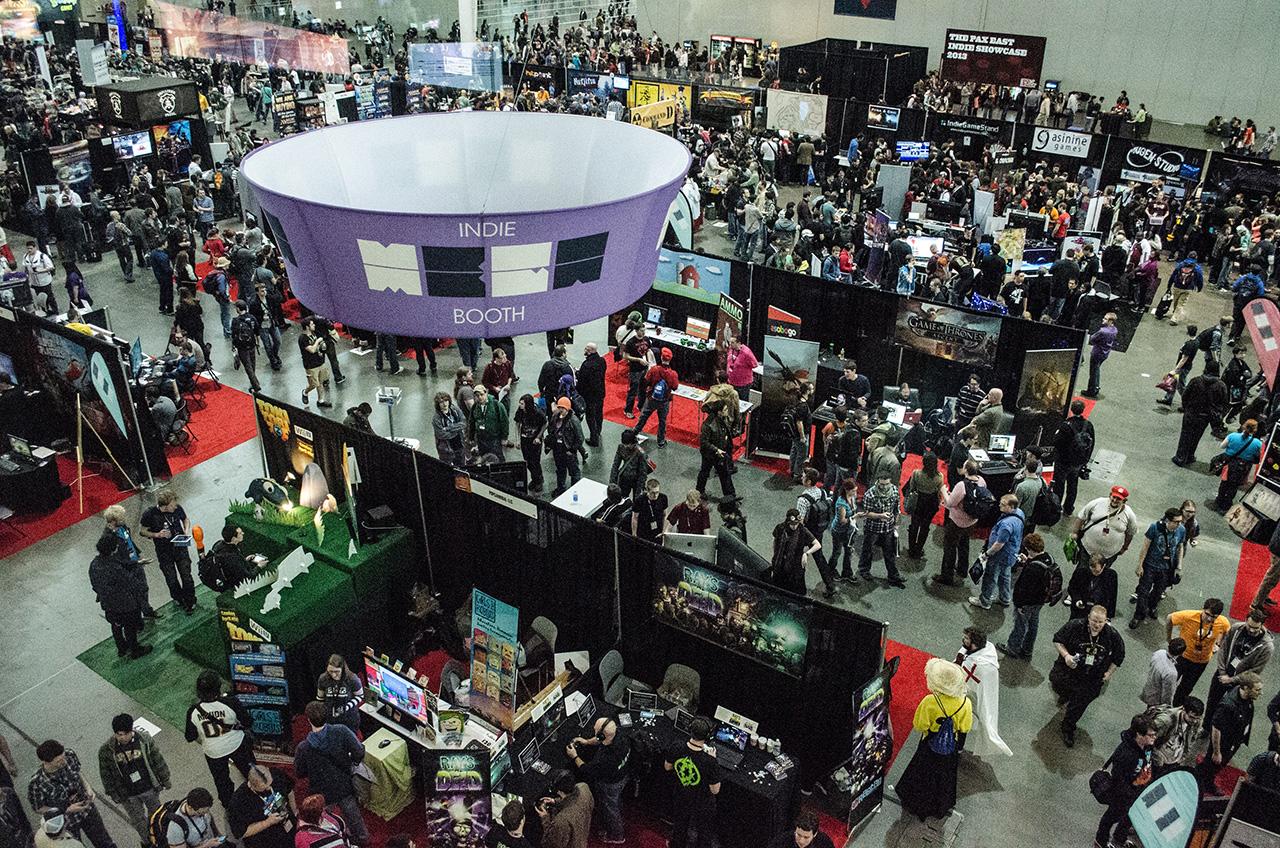 Indie Megabooth is bringing its indie showcase to GDC 2014