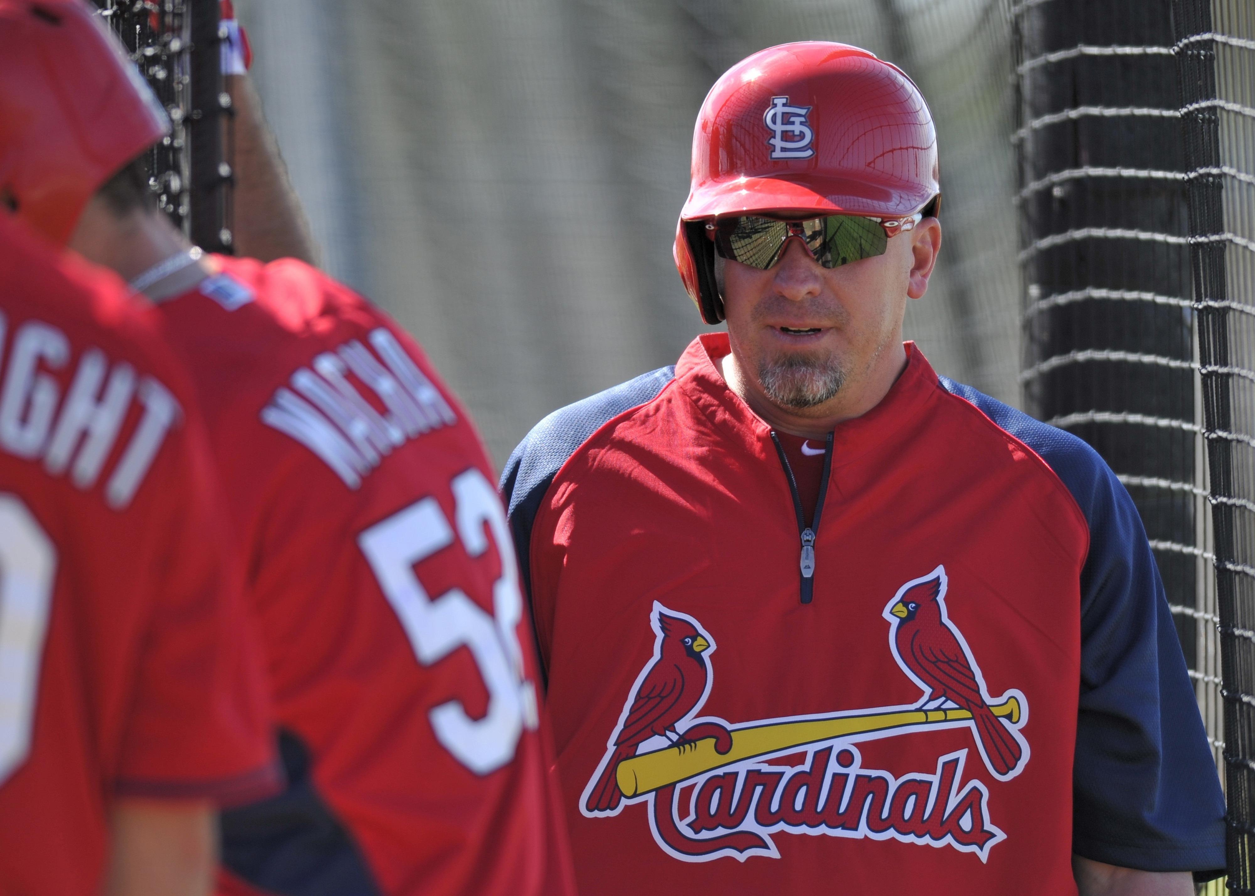 Randy Choate owns a batting helmet. Who knew.