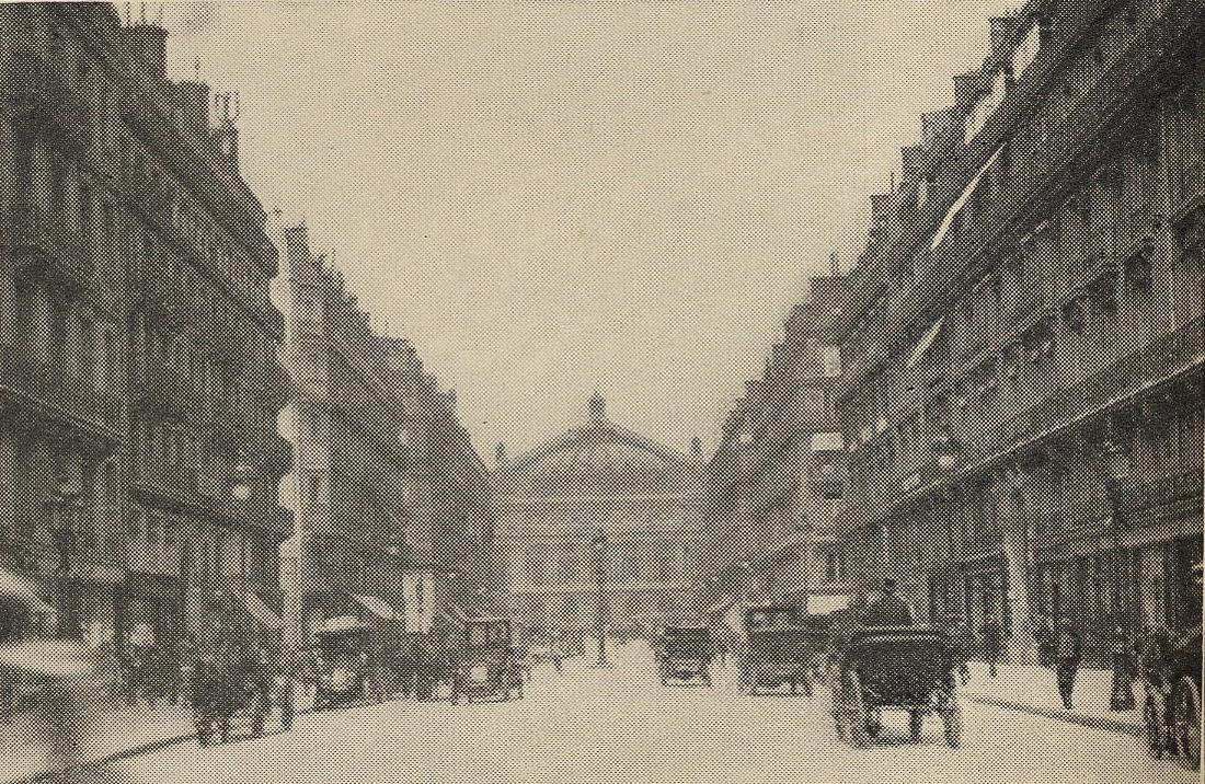 The Boulevard d'Opera