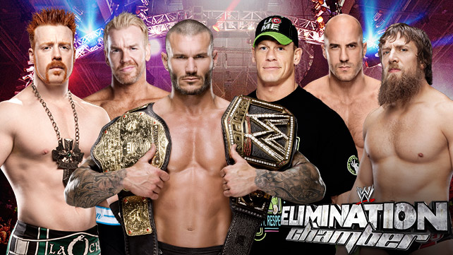 Randy Orton has the odds stacked against him or does he?