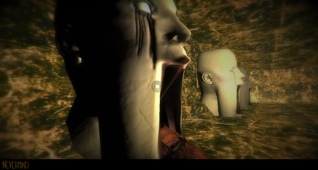 This game tracks your fear and teaches you how to master it