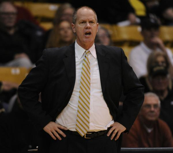 Tad Boyle is ready for his third year in Boulder.