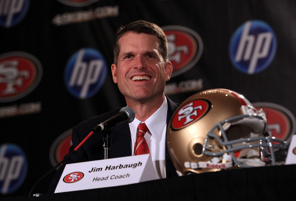 Jim Harbaugh and 49ers have deep rift, per report