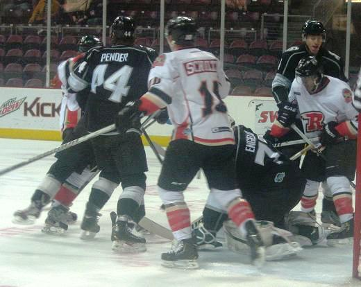 Sundogs are fighting for every point