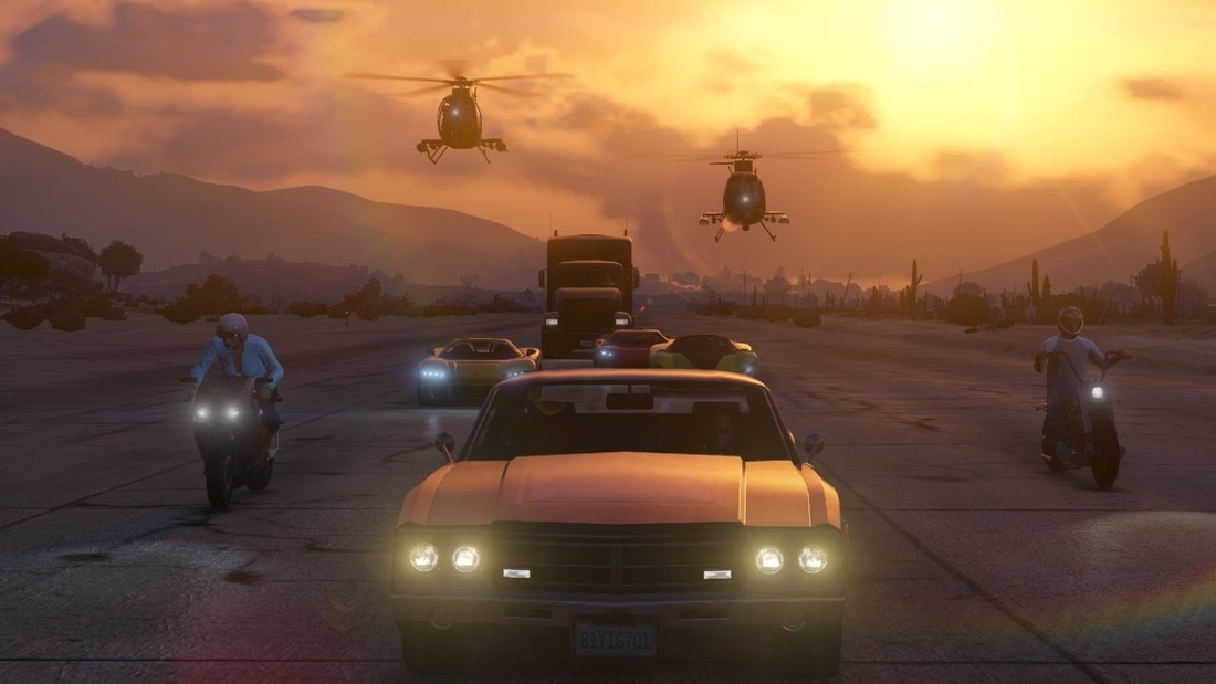 GTA Online is still growing, which means no new GTA soon, says Take-Two