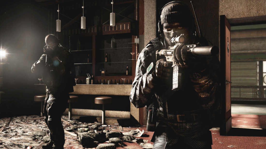 Call of Duty: Ghosts multiplayer villains hit Xbox March 4
